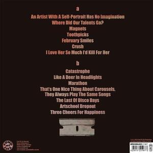 Marathon - Vinile LP di Versus You - 2