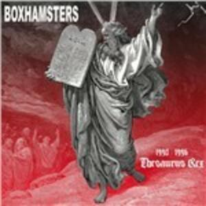 Thesaurus Rex - Vinile LP di Boxhamsters