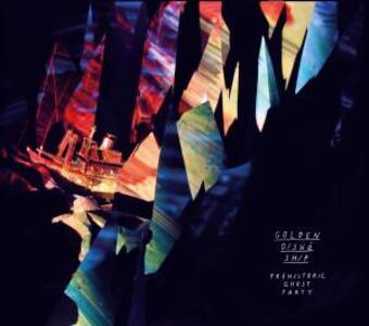 Prehistoric Ghost Party - Vinile LP di Golden Disko Ship