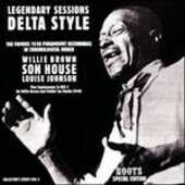 Vinile Legendary Sessions Delta Son House