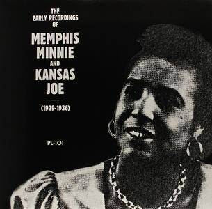 Early Recordings 1929-1936 - Vinile LP di Memphis Minnie,Kansas Joe