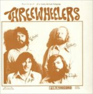 Portrait of a Lively British Folkgroup - Vinile LP di Threewheelers