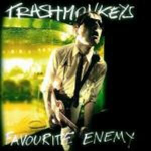 Favourite Enem - Vinile LP di Trashmonkeys