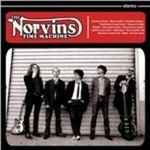 Time Machine - Vinile LP di Norvins