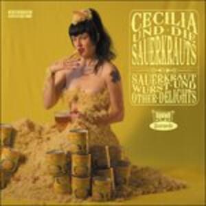Sauerkraut, Wurst & - Vinile LP di Cecilia & die Sauerkrauts