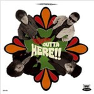 Outta Here - Vinile LP di Satelliters