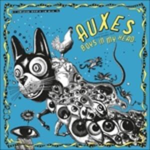 Boys in My Head - Vinile LP di Auxes