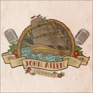 Sophomore - Vinile LP di John Allen