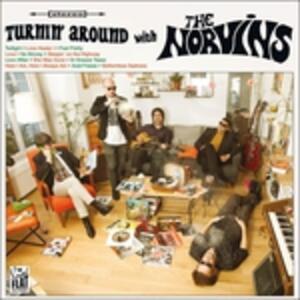 Turnin' Around With - Vinile LP di Norvins
