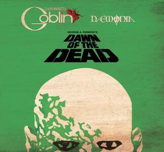 Dawn of the Dead (Colonna Sonora) - Vinile LP + CD Audio di Claudio Simonetti,Goblin