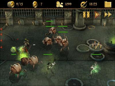 Two Worlds II. Castle Defense - 2