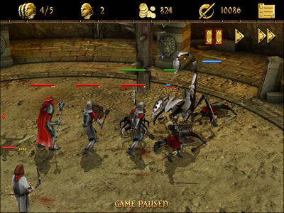 Two Worlds II. Castle Defense - 3