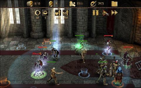 Two Worlds II. Castle Defense - 5