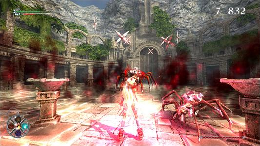 Videogioco X-Blades Xbox 360 9