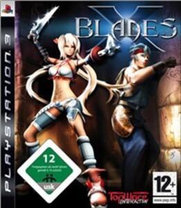 X-Blades - 2