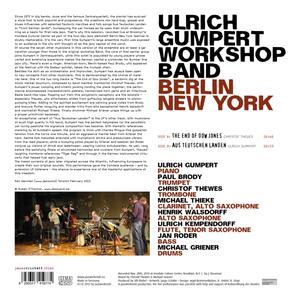 Berlin-New York - Vinile LP di Ulrich Gumpert - 2