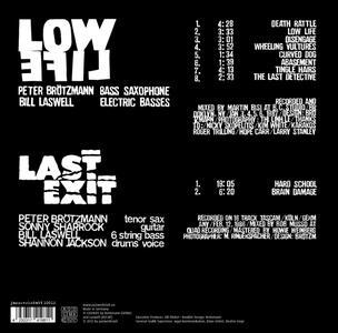 Low Life-Last Exit - Vinile LP di Bill Laswell,Peter Brötzmann - 2