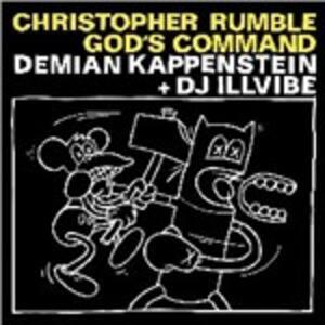 God's Command - Vinile LP di Christopher Rumble