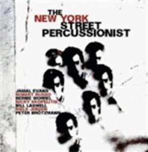 The New York Street Percussionist - Vinile LP di New York Street Percussionist