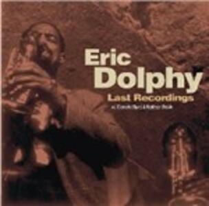 Last Recordings - Vinile LP di Eric Dolphy