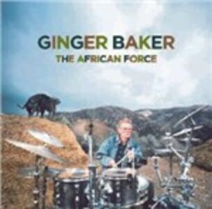African Force - Vinile LP di Ginger Baker