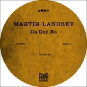 Da Geh Bo - Vinile LP di Martin Landsky