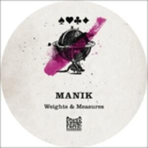 Weights & Measures - Vinile LP di Manik
