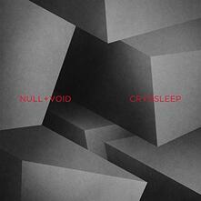 Cryosleep - CD Audio di Void,Null