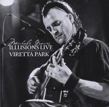 Illusions Live Viretta Park - CD Audio di Michale Graves