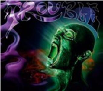 Plastic Green Head - Vinile LP di Trouble