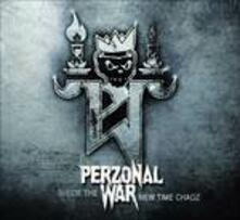 Inside the New Time Chaoz - CD Audio di Perzonal War