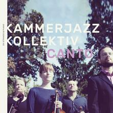 Canto - CD Audio di Kammerjazz Kollektiv