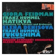 Hatikva/Fukushima - CD Audio di Franz Hummel
