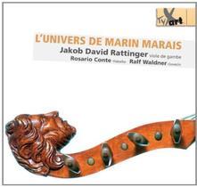 L'univers De Marin Marais - CD Audio di Marin Marais