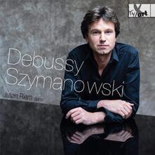 Musica per pianoforte - CD Audio di Claude Debussy