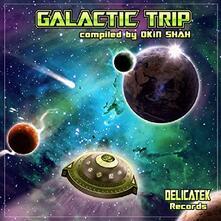 Galactic Trip - CD Audio