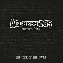 Tone of Times - CD Audio di Aggressors B.C
