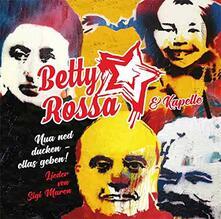 Nua Ned Ducken - CD Audio di Betty Rossa