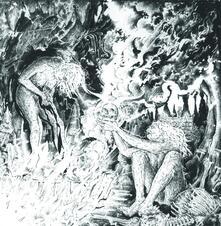 Sulphurous Temple - CD Audio di Sortilegia