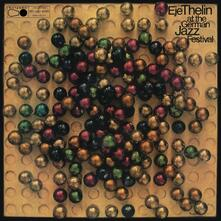 At the German Jazz Festiv - CD Audio di Eje Thelin
