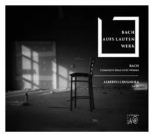 Complete Solo Works - CD Audio di Johann Sebastian Bach,Alberto Crugnola