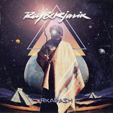 Rkadash - CD Audio di Rey & Kjavik