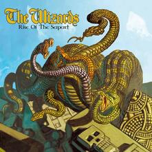 Rise of the Serpent - CD Audio di Wizards