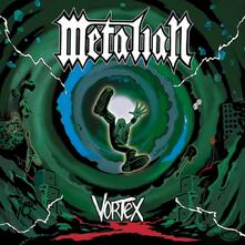 Vortex (Slipcase Edition) - CD Audio di Metalian
