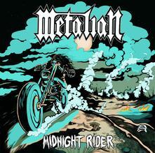 Midnight Rider - CD Audio di Metalian