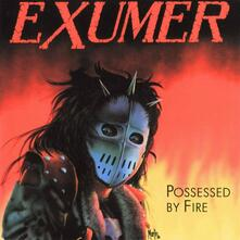 Possessed by Fire (Electric Blue Coloured Vinyl) - Vinile LP di Exumer