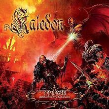 Carnagus. Emperor of the Darkness (Digipack) - CD Audio di Kaledon
