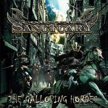 Galloping Hordes - CD Audio di Corners of Sanctuary