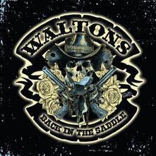 Back in the Saddle - CD Audio di Waltons