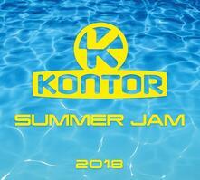 Kontor Summer Jam 2018 - CD Audio